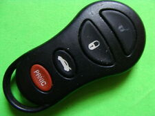 DODGE CHRYSLER SECURITY KEYLESS ENTRY REMOTE KEY FOB CLICKER GQ43VT9T 04602268