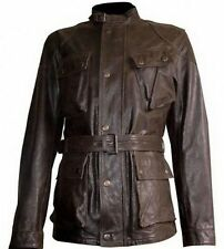 Brad Pitt Curious Case of Benjamin Button Leather Jacket