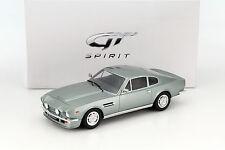 Aston Martin V8 Vantage Baujahr 1977 silber 1:18 GT-SPIRIT