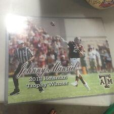 Johnny Manziel 16x20 Photo Unsigned Texas Aggies