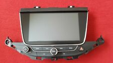 OPEL 39042448 DISPLAY ASTRA K MK 7 Intellilink 900 NAVI SCREEN RADIO NAVIGATION