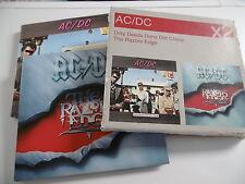 AC/DC LTD 2 PACK DIRTY DEEDS DONE CHEAP / THE RAZORS EDGE DIGIPAK REMASTERED