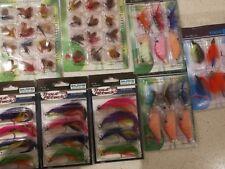 Bargin 8 packs of  fly fishing lure  free shipping $29