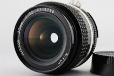 [Excellent+++] Nikon NIKKOR  28mm  F/3.5 MF Lens  from Japan Free Shipping #6035