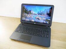 "HP 15-f004dx 15.6"" Laptop - AMD E1-Series - 4GB - 500GB Hard Drive Windows10"
