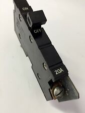 XO 20 Amp single pole Circuit Breaker XO120 Square D & Cutler Hammer