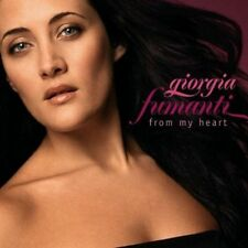 GIORGIA FUMANTI From My Heart (CD, Jan-2006, Angel Records)