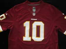Robert Griffin III RG3 WASHINGTON REDSKINS Jersey MENS Extra Large XL Nike #10