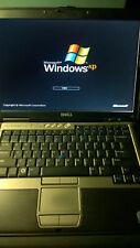 Dell Latitude D630 Win XP Pro-Core 2 Duo 2.0 GHz 2GB RAM-MSDOS 7-NonProfit Org
