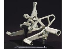 SUZUKI 2001-2005 GSXR 600 WOODCRAFT RACING REARSETS / FOOTPEGS - COMPLETE KIT