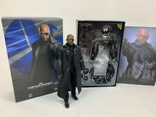 HotToys MMS315 Nick Fury Action Figure 1/6 Scale Collectibles