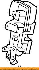 CHRYSLER OEM Rear Door-Lock Actuator Motor 4575892AA