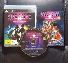Star Ocean The Last Hope International (Sony PlayStation 3, 2010) PS3 Game - VGC