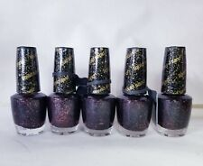 ☆ 5 lot Opi Nail Polish Lacquer Color Stay The Night 0.5 oz Nl M45 ☆ Best Deal
