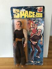 Vintage Space 1999 Professor Bergman MOC 1975 Mattel Action Figure 9543 TV Rare