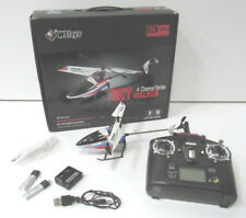 WL Toys Sky Walker V911-Pro RC Helicopter, IOB