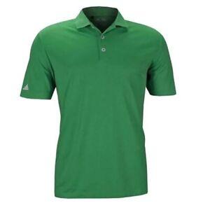 New Men's Adidas Adi Performance Polo Golf Shirt - Choose Size & Color