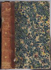 Scaramouch-Cécile & Nanette-Vie de Nadir-Jour de l'An CONTES Mme GUIZOT 1840 T1