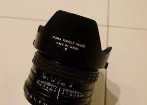 Sigma 52mm Petal Shape Perfect Hood for Sigma  24mm & 28mm Wide Angle Lens