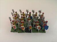 Warhammer - The Empire / Freeguild 15 Reiksguard (774)