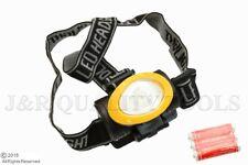 1 Watt LED Camping Head Lamp Ultra Bright Light Flashlight