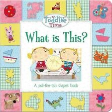 What is This? (Toddler Time Slide Books) by Linn, Susie | Board book Book | 9781
