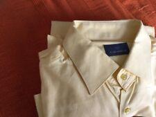 Camisa De Caramelo Talla 42 Amarillo