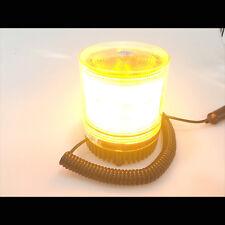 26 LED Car Vehicle Emergency Flash Strobe Magnetic Mount Warning Light 12W Amber