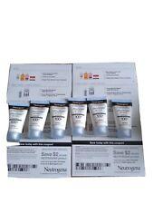 Lot of 6 Neutrogena Ultra Sheer Dry Touch Sunscreen Spf 100 Travel Size   0,5 oz