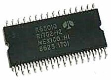 ROCKWELL R6501Q DIP ONE CHIP MICROPROCESSOR Chip
