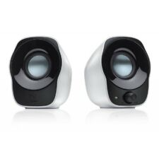 Logitech Z120 Stereo Wired USB Speakers (980-000514)