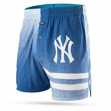 STANCE NEW YORK YANKEES Mercato Fitted Boxer Underwear NAVY | LARGE | M410B16FYA