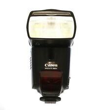 Canon 580 EX Speedlite Flash [GN138] {Bounce, Swivel, Zoom} - BG