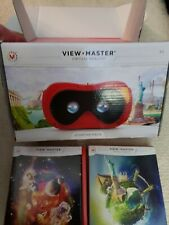 View Master Virtual Reality Kit and 2 Packs, Destinations & Space
