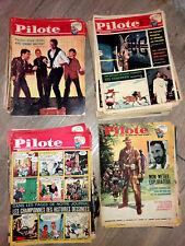 PILOTE N° 204 asterix PILOTORAMA MARSEILLE ok SHEILA 19-9-1963