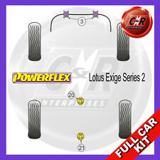 Lotus Exige Series 2 Powerflex Complete Bush Kit