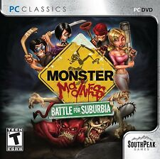 Monster Madness PC Games Windows 10 8 7 XP Computer zombies ate my neighbors 2