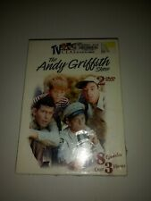 SEALED The Andy Griffith Show TV Classics DVD Box Set 8 Episodes 3 Hrs