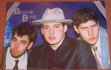 Beastie Boys UK Personality Poster Anabas 1987
