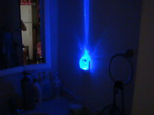 Nemo Fish LED Night Light Plug-in Long Life Energy Saving Conservation Lamp Blue