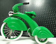 A 1930s Show Tricycle Classic Vintage Concept Pedal Car Rare Metal Midget Model