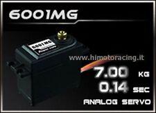 6001MG SERVO 7,0 kg HIGH SPEED POWER HD ANALOGICO 4,8V/6V INGRANAGGI IN METALLO