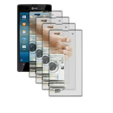4x Mirror LCD Screen Protector Cover Guard for AT&T Sony Xperia ion