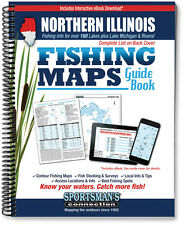 Northern Illinois Fishing Map Guide | Sportsman's Connection