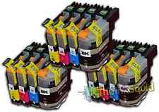 12 LC121 Ink Cartridges For Brother Printer DCP-J152W DCP-J552DW DCP-J752DW
