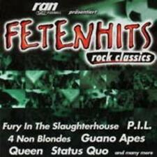 Fetenhits-Rock Classics von Various Artists (1998)