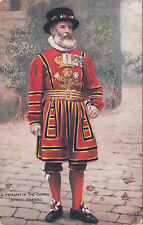 BR64740 a yeoman of the guard state dress   army military militaria england