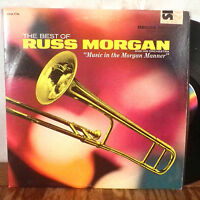 The Best of Russ Morgan 2 X LP Decca VG+/EX