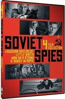 Soviet Spies DVD 4 Film Collection Brand New Sealed