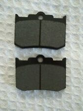 BRAKE PADS FOR BIG DOG MOTORCYCLES FRONT OR REAR WITH  4 PISTON CALIPERS .